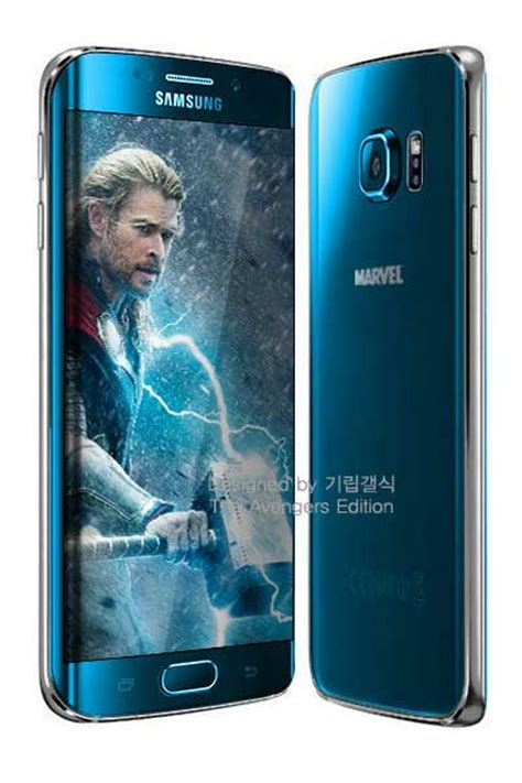 theme s6 edge marvel galaxy s6 and s6 edge avengers collection