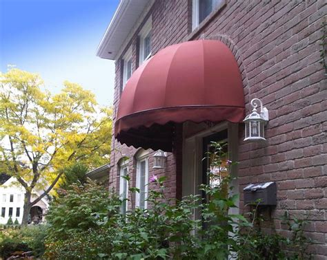 Dome Awnings For Home by Dome Awning Omnimark Awnings Home