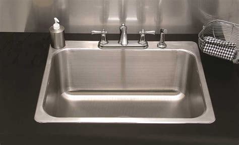 Oversized Sinks Kitchen by Oversized Drop In Sink From Advance Tabco 2017 02 15