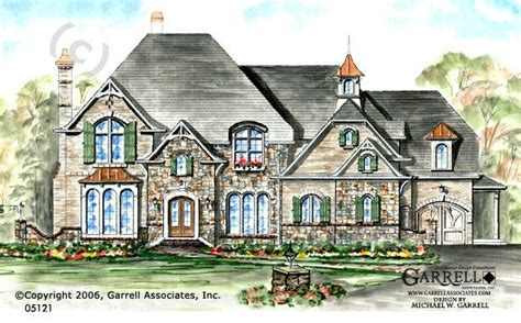 Country Manor House 5707 by 22 Best House Plans 5 500 S F 6 000 S F Images On
