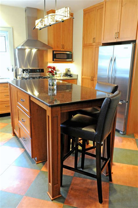 adding an island to an existing kitchen adding an island in an existing kitchen traditional