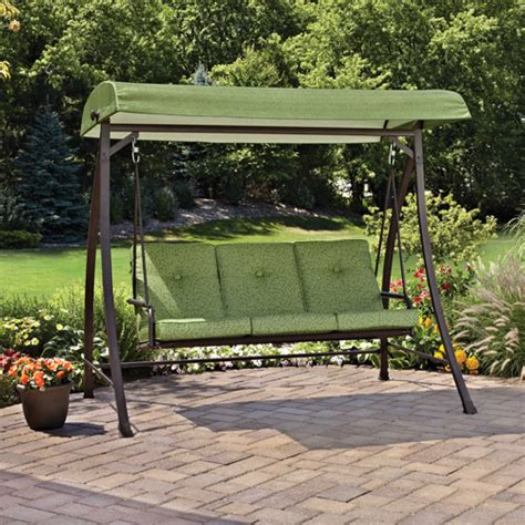 Patio Swing Green Walmart