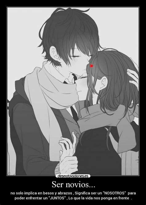 imagenes de amor anime tumblr ser novios desmotivaciones