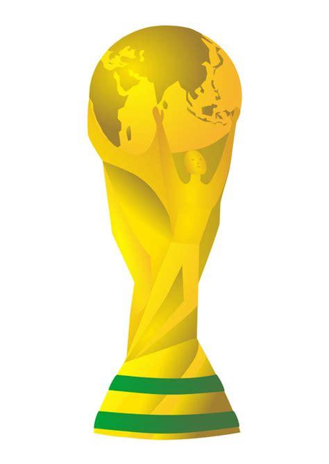 Image Troph 233 E De La Coupe Du Monde Dessin 28672