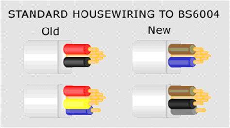 new cable colour code technical lib