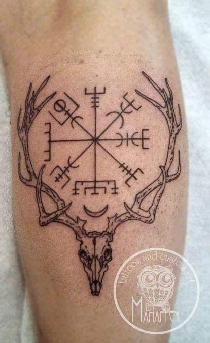 category skull mahaffey custom tattoo