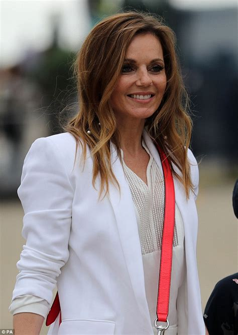 Classic Scrolldown Halliwells So So Ensemble by Geri Horner And Bunton Lead The At