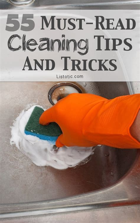 50 Cleaning Tips house cleaning tips simple cleaning tricks at womansday