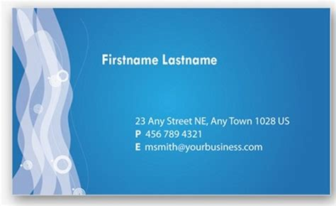 30 Business Cards Templates You Must Check Out Wiki Bus Free Photoshop Business Card Template