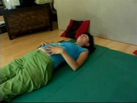 how to do exercises for new balloon breathing for abdominal muscles