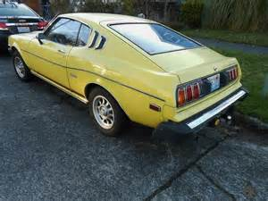 Toyota Celica Liftback Seattle S Parked Cars 1976 Toyota Celica Gt Liftback
