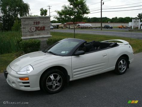 eclipse mitsubishi 2004 2004 mitsubishi eclipse spyder information and photos