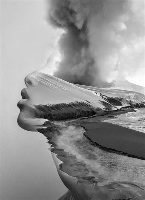 imagenes surrealistas tumblr multiple exposure portraits by antonio mora design father