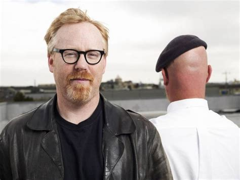 5 Dating Myth Busters by Mythbuster Adam Savage Reflects On 80s Sci Fi And His Own
