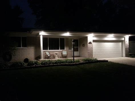 Exterior Can Lights by Living Room Awesome Outdoor Recessed Lighting