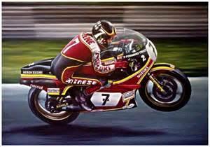 Barry Sheene Suzuki Chris Bike Exif Pipeburn