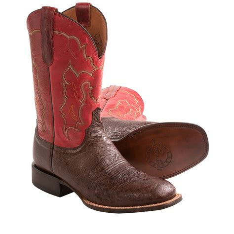 mens cowboy boots lucchese lucchese smooth ostrich cowboy boots for 8250f