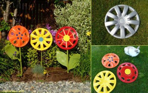 garden craft projects 20 diy awesome garden ideas home design garden