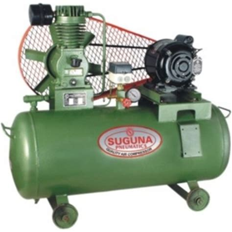 buy suguna air compressor without motor and starter 3 hp stage 2 tch300 best prices