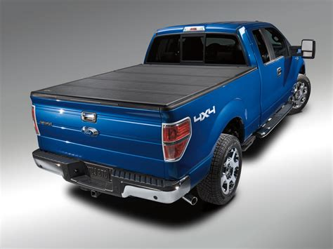 Tonneau Cover   Hard Folding by REV, 5.5 Bed   The