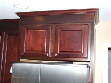 Kitchen Cabinet Trim Molding by Add Moulding To A Flat Cabinet Door Cabinet Doors