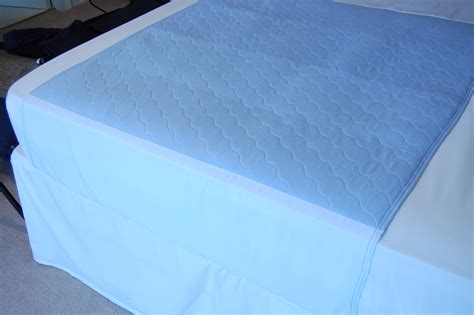 washable bed pads deluxe washable bed pad with tucks 72x91cm care corner