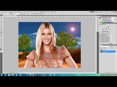 efectos rapidos para fotos adobe photoshop cs5 youtube como trocar o fundo de uma foto photoshop cs5 youtube
