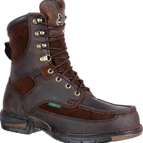 waterproof work boots for boot athens s waterproof work boots g9453