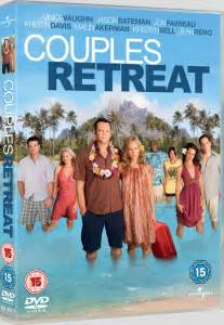 Couples Retreat News Couples Retreat Uk Dvd R2 Bd Dvdactive