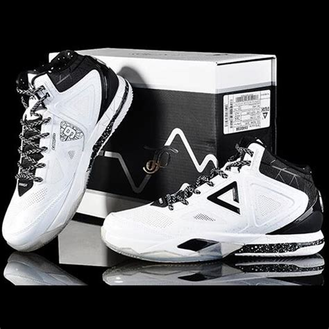 san antonio spurs basketball shoes peak tp9 tony 3 iii san antonio spurs home away