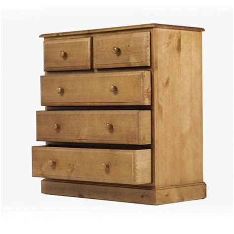 Country Drawers by Country Pine 2 3 Drawer Chest Of Drawers Lifestyle