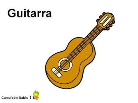 imagenes de sonidos musicales nombres y sonidos de los instrumentos musicales 1