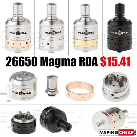 Magma 26650 Copper Rda 1000 images about vape tanks drips on