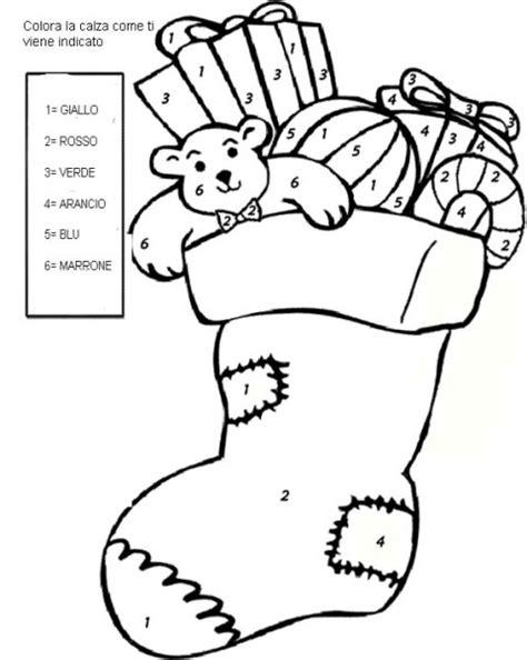 dibujos de navidad para colorear por numeros pinta con numeros el bagul dels jocs en castellano