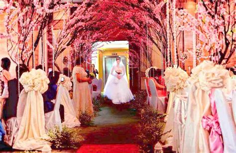 Wedding Concept Philippines by Themes And Concepts For A Wedding In Batangas