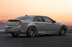 Chrysler Automotive 2017 Chrysler 300s Dresses Up With New Sport Appearance