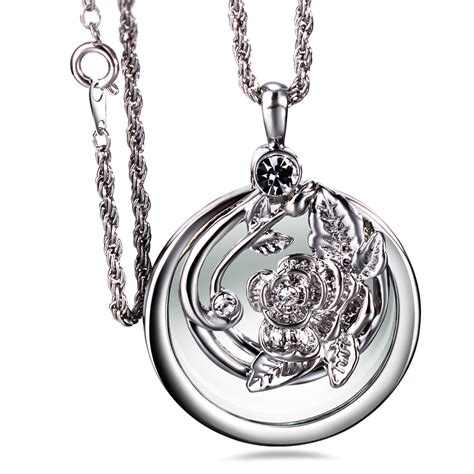 New Arrival Fashion Reading 2x Magnifying Glass Pendant Necklace new arrival 65cm chain crytals necklace reading glass pendant necklaces w magnifying