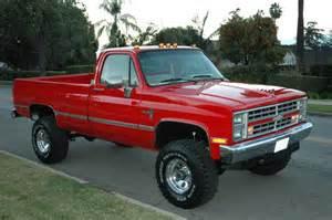 1986 chevy silverado 3500 1 ton 4x4 chevy trucks