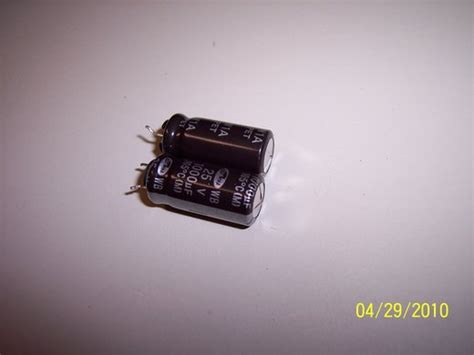 tv bad capacitor bad capacitors from samsung ln52a650 hdtv home theater headrick s gallery