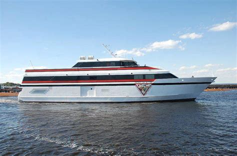 gambling boat in texas galveston based cruise ship casino now open for business