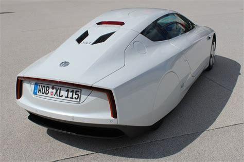 volkswagen xl1 world s most efficient car makes its us