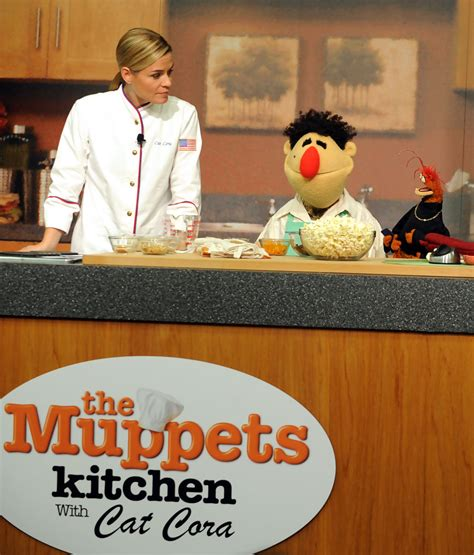 angelo photos photos muppets kitchen chef cat cora zimbio