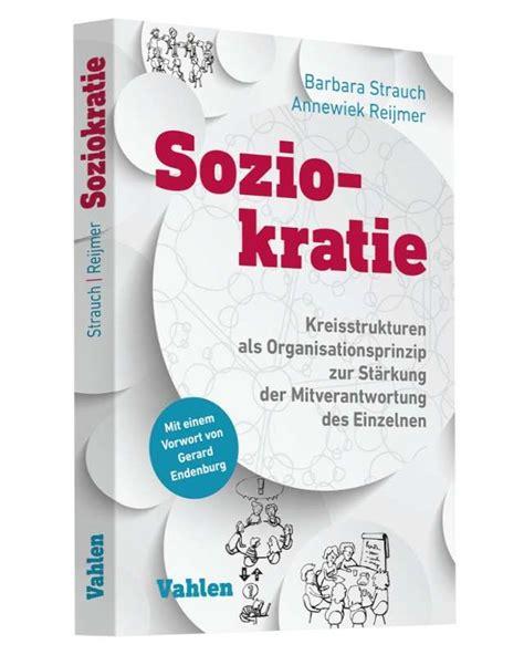 Soziokratie Das Buch Neu Soziokratie Zentrum