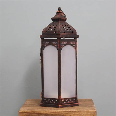 Garden Candle Lanterns Atlas Candle Lantern By Garden Selections