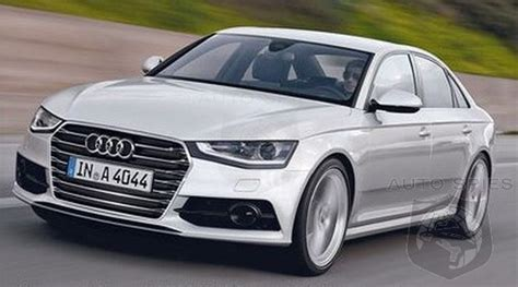 Audi Vorsprung 2020 Plan by 2014 Audi A4 To Rely On Cylinder Deactivation Technology