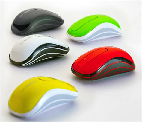 Mouse Usb Rapoo By Gigacomputer rapoo t120p wireless touch mouse review
