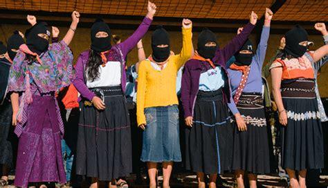 imagenes mujeres zapatistas il processo di emancipazione delle donne zapatiste l