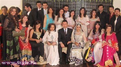 Pakistani Tv Hosta Malik  Ee  Wedding Ee   Pictures
