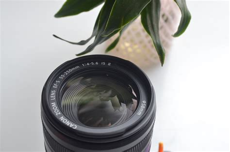 Lensa Canon Tele 55 250 jual lensa canon 55 250mm is2 bekas jual beli laptop