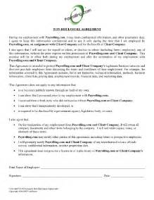ncnd agreement template non disclosure agreement template forms fillable
